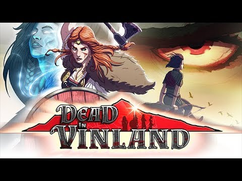 Dead In Vinland - Launch Trailer