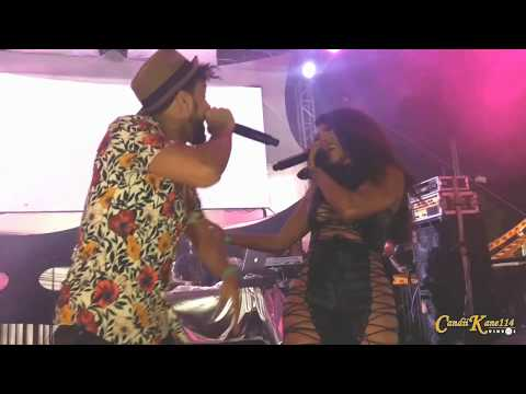 """Kes the Band ft. Patrice Roberts @ Shhh 2018 NYC - """"LIKE IT LIKE THAT"""""""