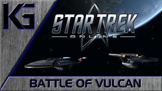 Star Trek Online - Battle Of Vulcan(Part of Episode 2 of the Romulan Mystery story arc, 'Empress Sela'. The Empress decides to seek her revenge on the Vulcan people by attacking their ..., 2016-09-24T01:14:33.000Z)