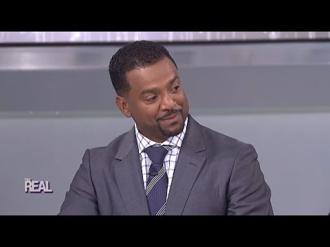 FULL INTERVIEW – Part 1: Alfonso Ribeiro Talks about His Daughter, and Will Smith