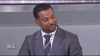 FULL INTERVIEW - Part 1: Alfonso Ribeiro Talks about His Daughter, and Will Smith
