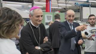 Gambar cover 4industry.tv - DENTRO LE AZIENDE - IMA - Visita di Mons. Zuppi Arcivescovo di Bologna