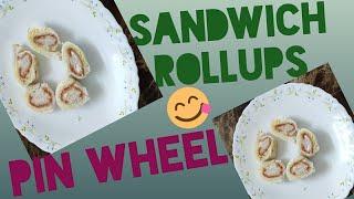 ساندويتش مجموعات التحديثات مع الخبز/النمط الهندي تحديثات أو دولاب/كيفية جعل المروحة مع الخبز