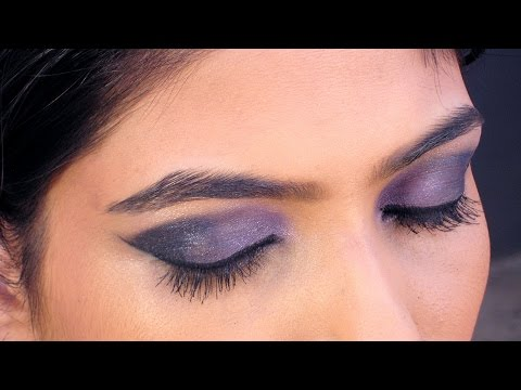 Smoky Eye Makeup Tips In Hindi - स्मोकी आई मेकअप Beauty Tips in Hindi by Sonia Goyal #61