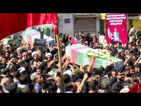 Anger and mourning in Iran after military parade attack