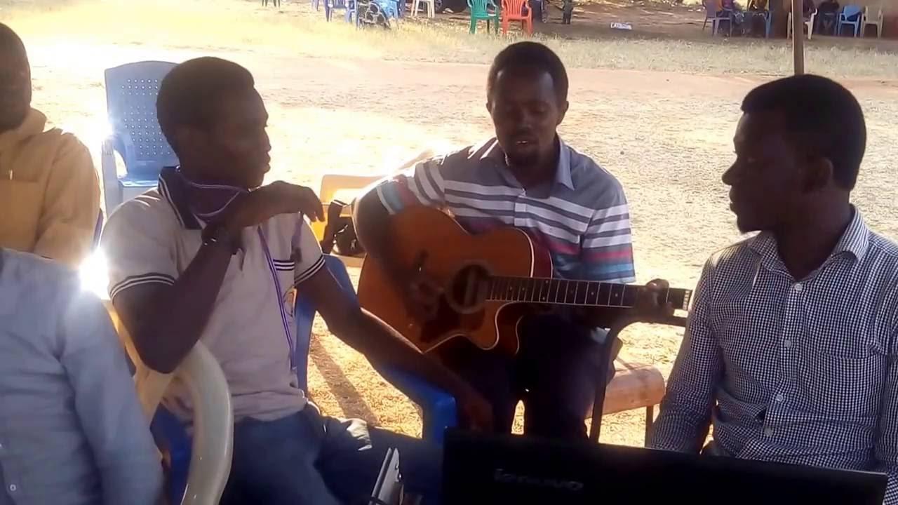 Salama rohoni mwangu