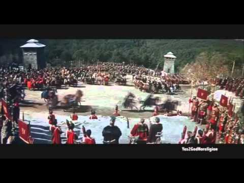 Цезарь приветствует царя Армении