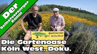 Die Gartenreportage Gartenoase Köln West