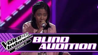Ryura - All Falls Down | Blind Auditions | The Voice Kids Indonesia Season 3 GTV 2018