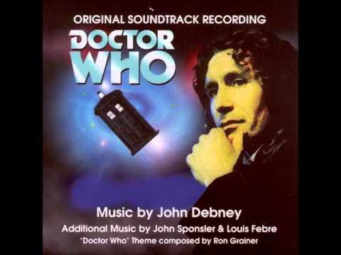 Doctor Who- Original Soundtrack Recording (Full Album)