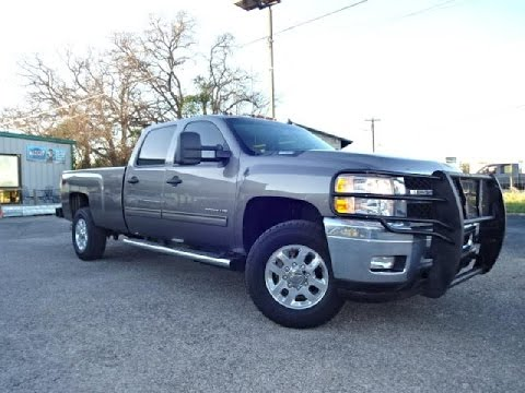 2012 Chevrolet Silverado 3500HD LT Duramax Review