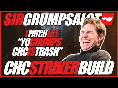 Critical hit chance Striker build | Last Stand gameplay | Solo 90K score | Patch 1.8