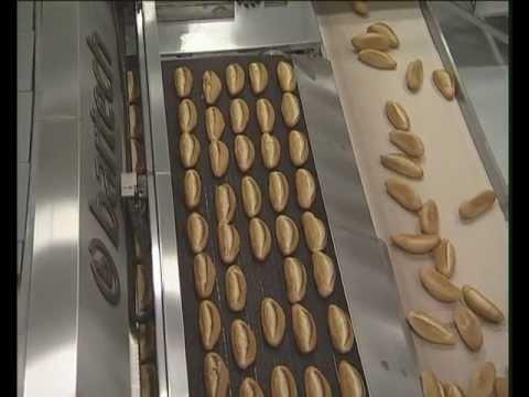 Barmak bakery bread production line