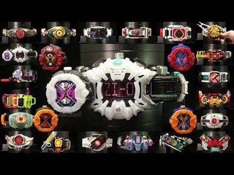 最後の平成ライダーベルト!仮面ライダージオウ 変身ベルト 【DXジクウドライバー】 【DXビルドライドウォッチ】【DXゲイツライドウォッチ】Kamen Rider Zi-O Ziku-Driver