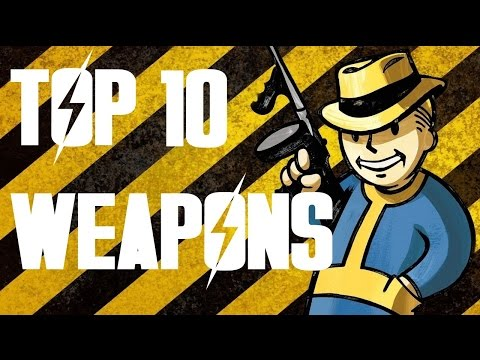 Fallout New Vegas - Top 10 Weapons
