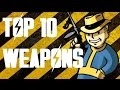 Fallout New Vegas Top 10 Weapons mp3