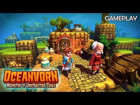 Oceanhorn | How To Get The Master Key