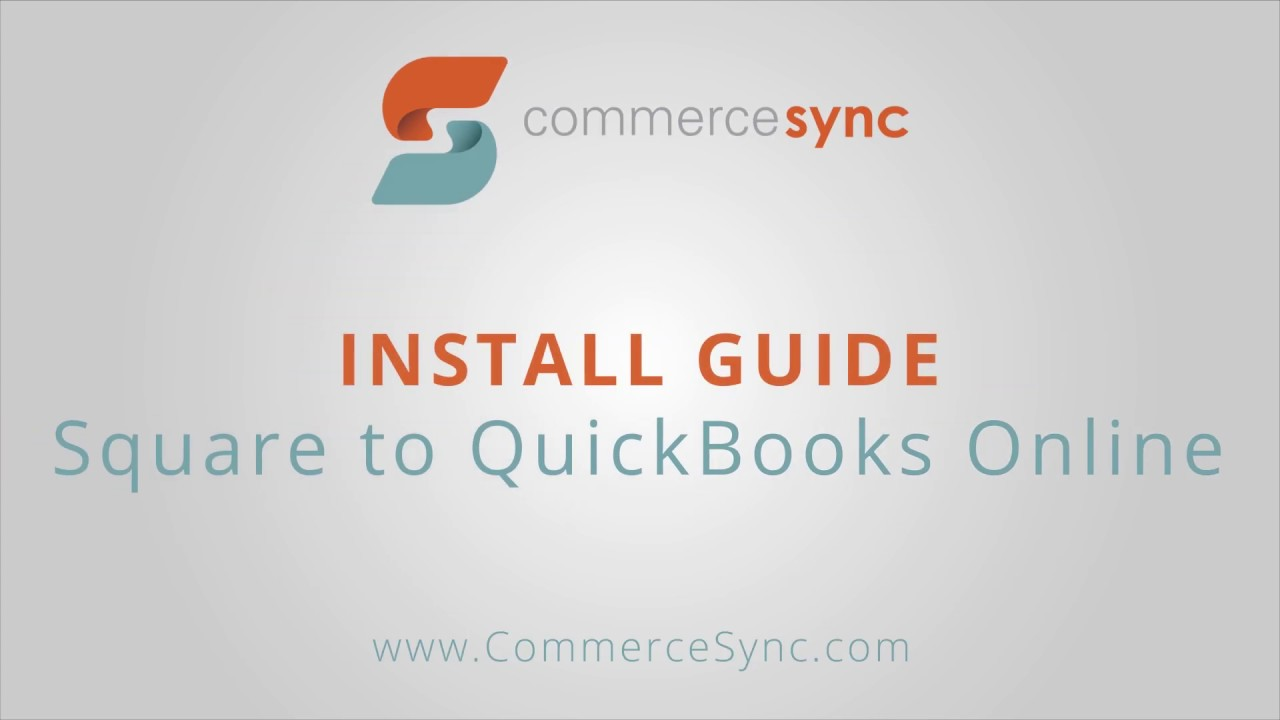 Square to QuickBooks Online Install Guide – Help Center