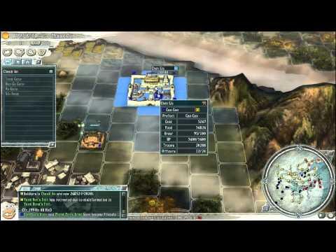 Let's Play: ROTK XI! Part 14 - Sun Ce The little Conqueror!