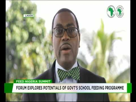 Feed Nigeria Summit: Forum explores potentials of govt's school feeding programme
