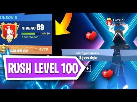 🔴#9-on-rush-le-lvl-100-et-game-sponsors-sur-fortnite-battle-royale-!-2703-top-1-⭐️