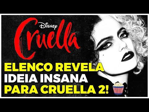 Cruella 2 vai acontecer? Elenco RESPONDE em HILÁRIA entrevista!