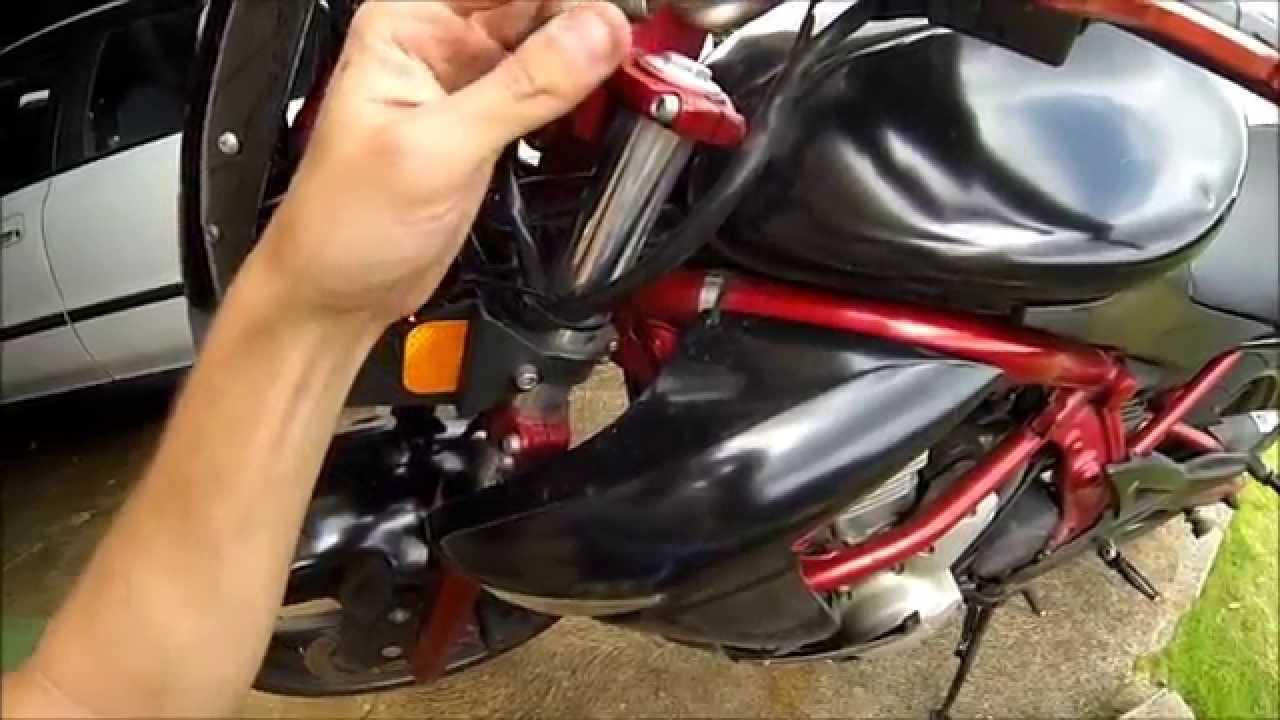 how to install a clutch wire ninja 650 [ 1280 x 720 Pixel ]