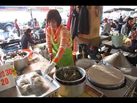 ร้านนุช ข้าวเกรียบปากหม้อญวน ของกินอร่อยเมืองยโสธร แนะนำต้องมาลอง Yasothan Thailand