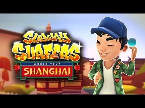 Subway Surfers World Tour 2017 - Shanghai - Official Trailer