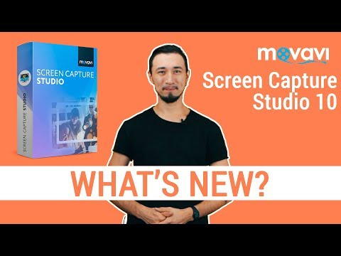 Movavi Screen Capture Studio 10   What's new?