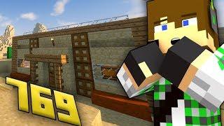 Minecraft ITA - #769 - IL VILLAGGIO DELLA SABBIA