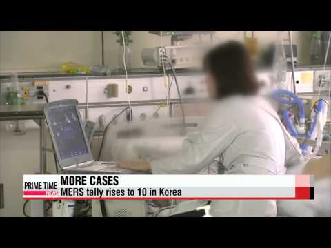 High-risk patient who flew to China confirmed with MERS virus   중국간 의심환자 확진