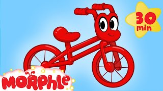 My Red Bicycle - My Magic Pet Morphle Videos For Kids
