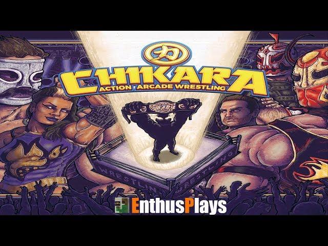 Chikara Action Arcade Wrestling (Steam) - EnthusPlays | GameEnthus