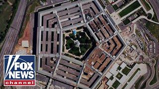Pentagon officials hold press briefing on coronavirus