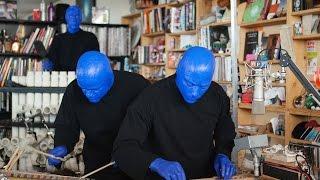 Video Blue Man Group: NPR Music Tiny Desk Concert download MP3, 3GP, MP4, WEBM, AVI, FLV November 2017