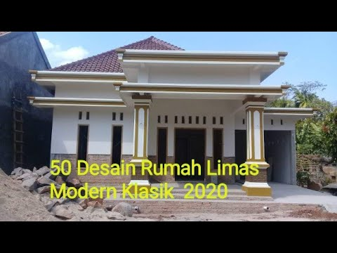 50 Desain Rumah Limas Modern Klasik 2020 - YouTube