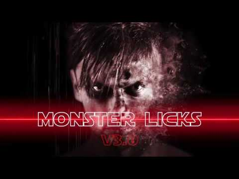 Glenn Proudfoot -  Monster Licks V3.0 No: 1