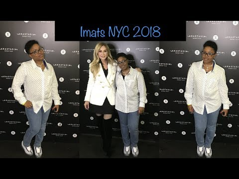 Imats NYC 2018 | See What I Got