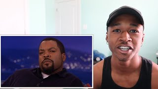 ICE CUBE GHETTO MOMENTS | REACTION