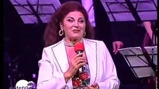 """IRINA LOGHIN - """"Si-ai lai la la..."""" (Concert """"Scrisoare din Basarabia"""", Sala Palatului, Bucuresti)"""