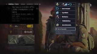 Transmissão ao vivo da PS4 de bacuri games jogando rainbowsix com os amigos