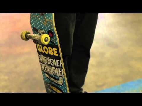 Globe Spain x Nueva era