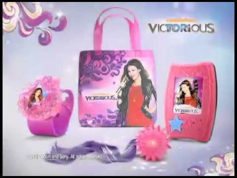 Amazon.com : McDonalds 2012 Victorious #7 Make It Shine ... |Victorious Happy Meal Toy