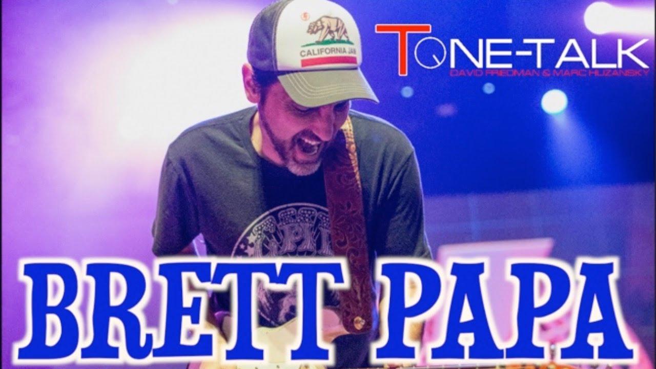 Ep. 71 - Brett Papa on Tone-Talk!