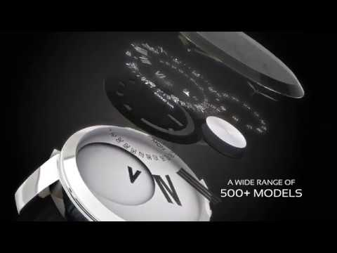Oreva Watch 3D Product Presentation | 3D Product Animation By Panther Studio