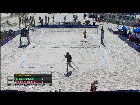 Hawai'i vs FSU - Court 5 Pair 5 (NCAA Beach Volleyball Team Championships) (May 6th 2017)