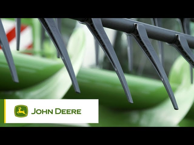 S700 The automated Combine Part 6 Headers