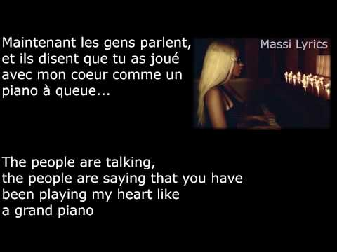 Nicki Minaj - Grand Piano [Traduction Française] + Lyrics & Annotations