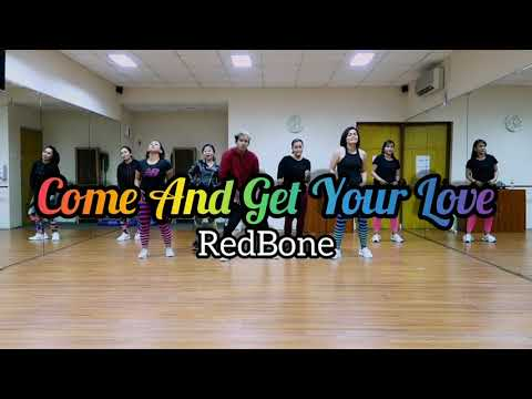 Come and get Your Love - Redbone DANCE  At PHKT Balikpapan